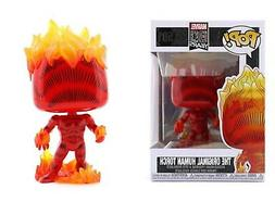 Funko Pop Marvel 80 Years: The Original Human Torch Bobble-H