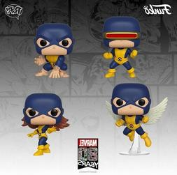 Funko Pop! Marvel 80th 1st Appearance Cyclops Angel Marvel G