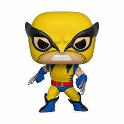 Funko Pop! Marvel 80th 1st Appearance Wolverine Pop!  w/ Pop