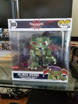 Funko Pop Marvel: Animated Spider-Man Green Goblin #408 10 I