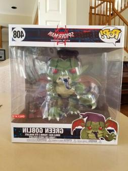 Funko Pop Marvel: Animated Spider-Man - Green Goblin 10 Inch