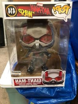 Funko Pop! Marvel Ant-Man & The Wasp 10 Inch Giant Man Amazo