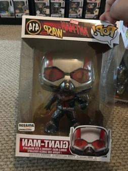 Funko Pop! Marvel Ant Man The Wasp 10 Inch Giant Man Tall Fi