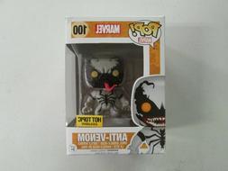 Funko Pop! Marvel Anti-Venom Hot Topic Damaged 100