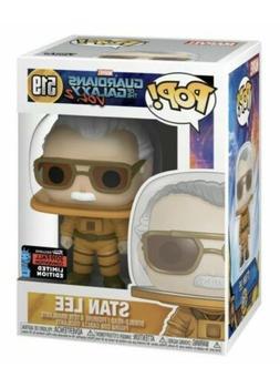 Funko POP Marvel: Astronaut Stan Lee 2019 NYCC SHARED Exclus