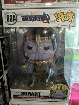 Funko Pop! Marvel - Avengers End Game Thanos 10 Inch