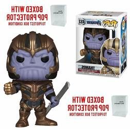 Funko POP! Marvel: Avengers End Game - Thanos Collectible Fi