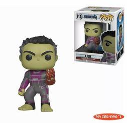 Funko Pop Marvel Avengers Endgame - 6' Hulk with Gauntlet Vi