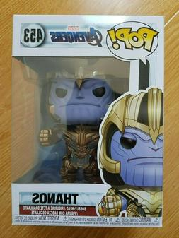 Funko Pop! Marvel Avengers Endgame - Thanos #453 - *Box Cond