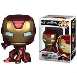 Funko Pop Marvel: Avengers Game - Iron Man  *Mint*