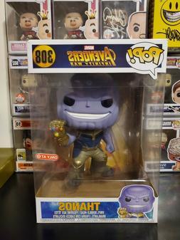 "Funko Pop! Marvel Avengers Infinity War 10"" Inch Thanos #308"