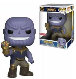 "POP! Marvel: Avengers Infinity War - 10"" Thanos Figure 308 N"