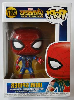 pop marvel avengers infinity war 287 iron