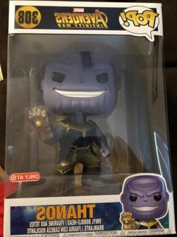 pop marvel avengers infinity war 308 thanos