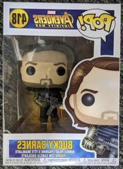 Funko POP! Marvel Avengers Infinity War Bucky Barnes #418 Se