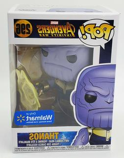 Funko Pop Marvel Avengers Infinity War Thanos Shield Stone 2