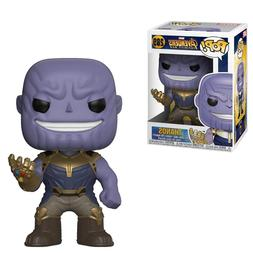 pop marvel avengers infinity war thanos