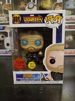 Funko Pop! Marvel Avengers Infinity War Thor #286 Glow GITD