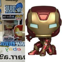 Funko POP! Marvel Avengers Iron Man Stark Tech Suit #626 Gam