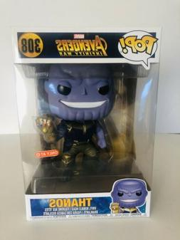 Funko Pop! Marvel Avengers Xfinity war Thanos  308 10 inch