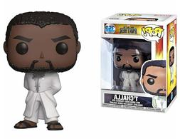 FUNKO POP! MARVEL: BLACK PANTHER MOVIE - T'CHALLA IN WHITE R