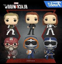 Funko Pop! Marvel: Black Widow Movie  Vinyl Figures