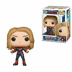 Funko Pop! Marvel: Captain Marvel  Toy, Multicolor