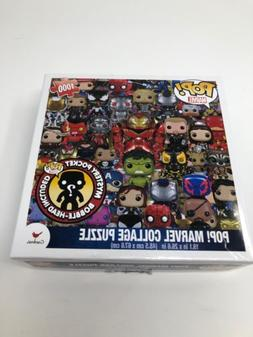 Funko Pop! Marvel Collage Puzzle 1000 Pieces