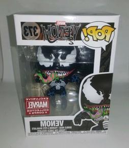Funko POP! Marvel Collector Corps Exclusive VENOM Leaping #3