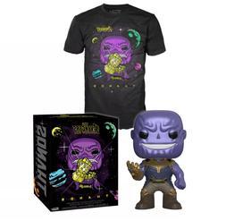 Funko POP! Marvel Collectors Box: Thanos in Space POP & Tee