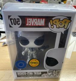 Funko POP! Marvel Comics: Agent Anti-Venom  Vinyl Figure