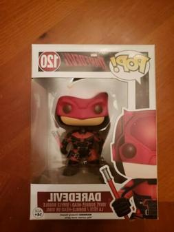 Funko Pop! Marvel DAREDEVIL  Bobblehead #120