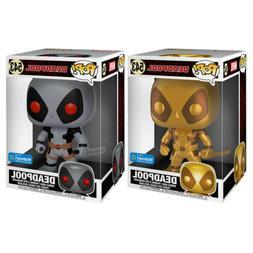 """Funko POP! Marvel: Deadpool 10"""" Deadpool w/Swords  NEW IN BO"""