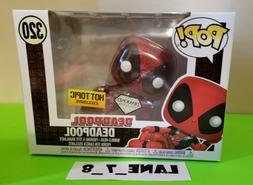Funko Pop! Marvel Deadpool Diamond Collection Hot Topic Excl