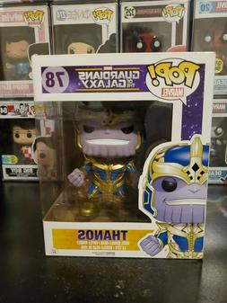 """Funko Pop! Marvel Guardians of the Galaxy 6"""" Inch Thanos #78"""