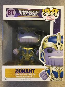 FUNKO POP Marvel Guardians Of The Galaxy Vaulted 6 Inch THAN