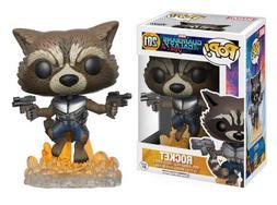 Pop! Marvel: Guardians Of The Galaxy Vol. 2 - Rocket FUNKO #
