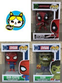 Funko POP! Marvel - Holiday Christmas Editions