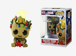 FUNKO POP! MARVEL: Holiday - Groot Funko Pop! Marvel: Toy