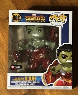 Funko Pop Marvel Infinity War HULK Busting Out Hulkbuster 30