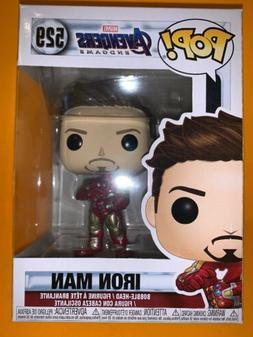 Funko POP! Marvel: Iron Man with Infinity Gauntlet 2019 NYCC