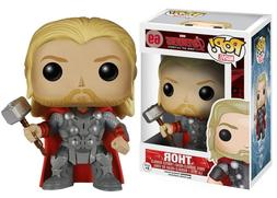 Funko Pop Marvel Movies Avengers 2 Thor Bobble Head Vinyl Ac
