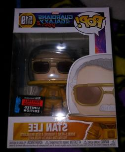 """Funko POP! """"Marvel"""" NYCC 2019 Stan Lee  IN-HAND SHIPS FAST"""
