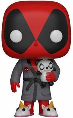 Funko Pop Marvel Playtime Deadpool in Robe