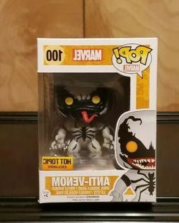 pop marvel spider man anti venom 100