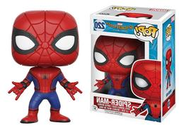 Funko POP Marvel Spider-Man Homecoming Spider-Man New Suit A