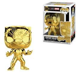 Funko POP! Marvel Studio's 10th Anniversary: Gold Chrome Bla
