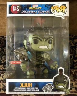 "Funko Pop! Marvel Universe Thor Ragnarok Hulk 10"" inch Targe"