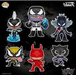 Funko Pop! Marvel Venomized Venom Series