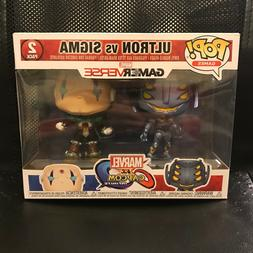 Funko POP! - Marvel Vs. Capcom Infinte: ULTRON VS. SIGMA 2 P